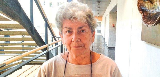 Miriam Skjorten. Foto: Rodrigo Ratier