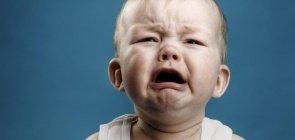 Na creche, o que fazer na hora do choro?