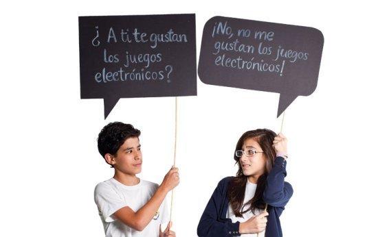 Espanhol: as coisas de que a turma gosta vão dar o que falar