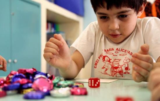 O jogo e seu lugar na aprendizagem da Matemática