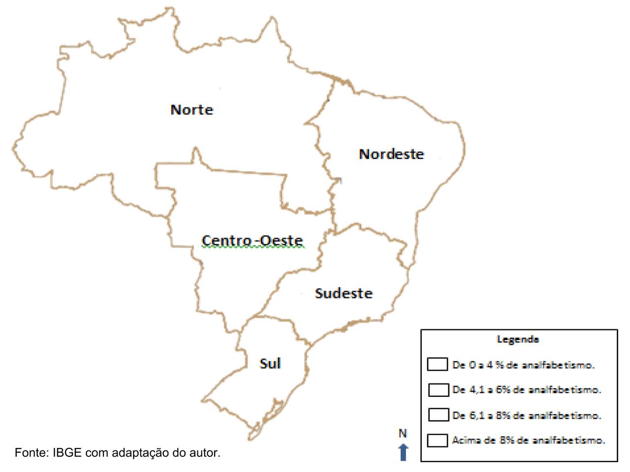 Plano De Aula 7º Ano Geografia Mapas Tematicos Do Brasil