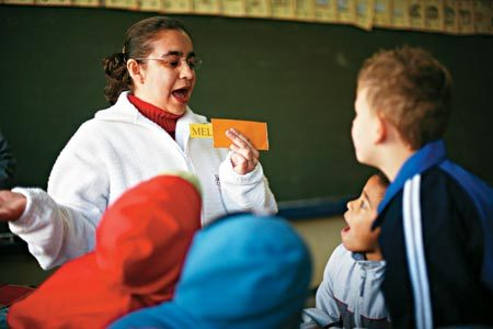 Apoio pedagógico na Recuperação