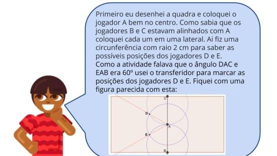 Lugar Geométrico, bissetriz e resolução de problemas.