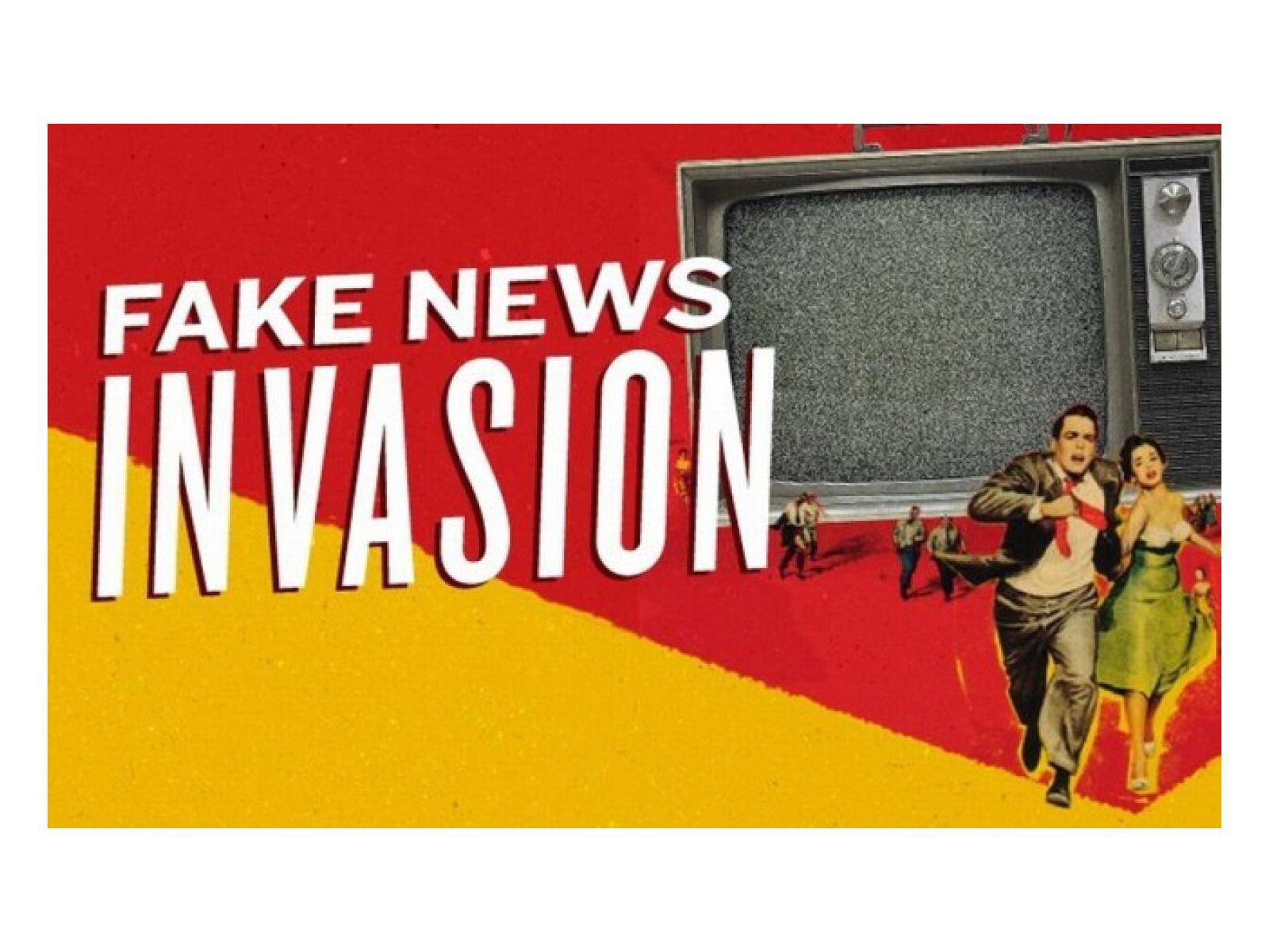 Entendendo as fake news