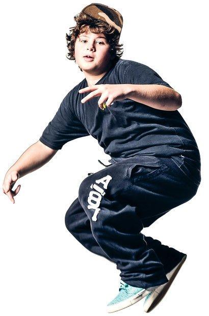 O hip-hop sai das ruas e chega às aulas. Foto Ramón Vasconcelos