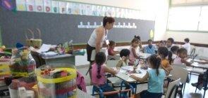 A escola que aprende