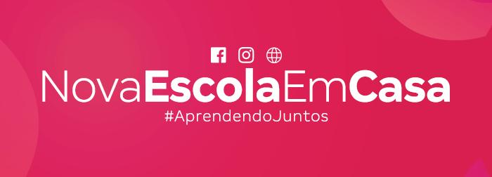 #NovaEscolaEmCasa: Elabore uma aula online com ferramentas do cotidiano