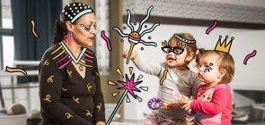 Carnaval para além do confete