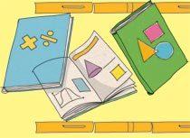 Matemática e Alfabetização Matemática. Ilustração: Pedro Hamdan