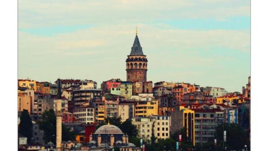 Istambul: uma nação transcontinental