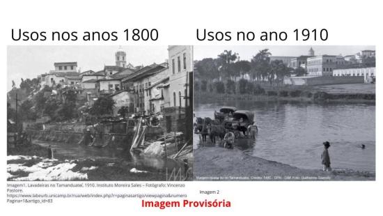 Regeneração de rios canalizados ou tamponados