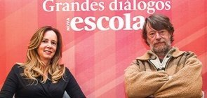 Yves de La Taille e Telma Vinha falam sobre namoro na escola