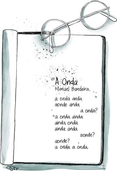 A pluralidade da poesia em sala. Melissa Lagôa