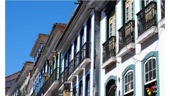 A influência da cultura portuguesa na arquitetura brasileira