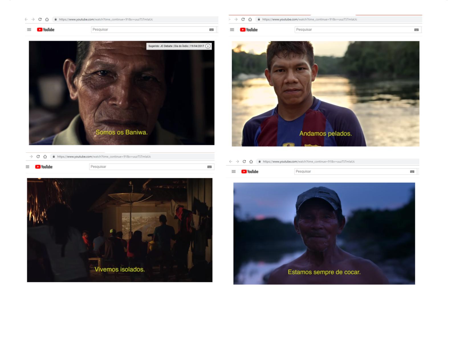 O indígena e a atualidade: tribos como espaços de resistência