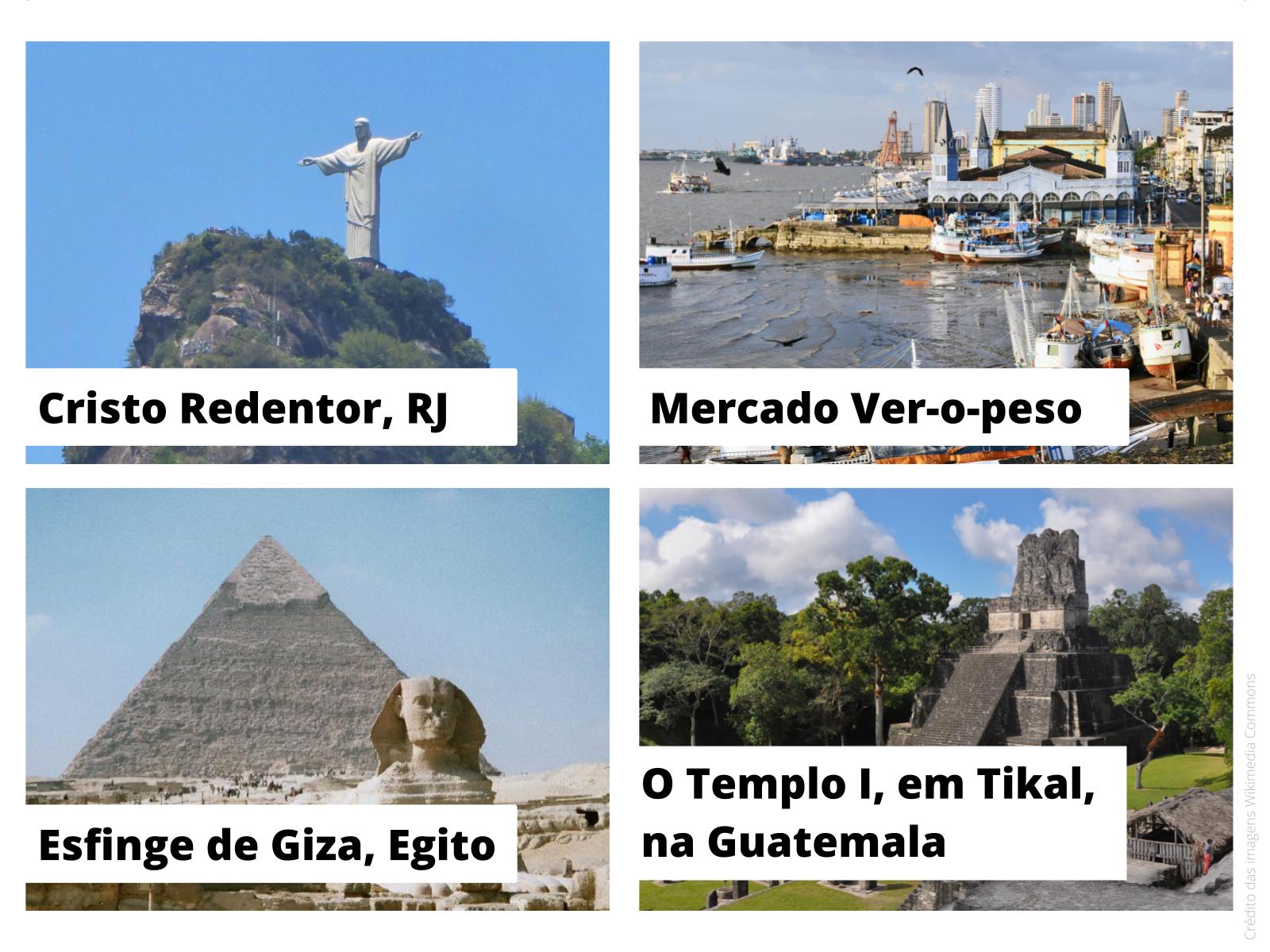 Marcos de memória: as construções pelo mundo