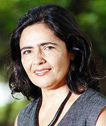 Rita Mendonça. Foto: Ricardo Benichio