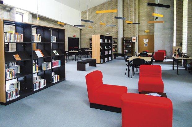 Biblioteca El Limonar, em Medelín. Regina Scarpa