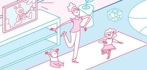 Movimentar o corpo é essencial para uma infância livre