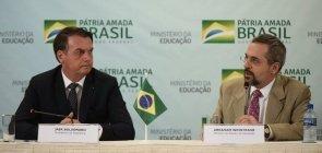 Enem, ideologia e metas agressivas: veja o que foi discutido entre Bolsonaro e ministro da Educação