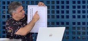 Da maquete aos custos, professor Luiz Felipe Lins leva a construção de casas para a Matemática