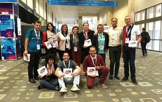 Comitiva de NOVA ESCOLA e Fundação Lemann na SXSWedu de 2017