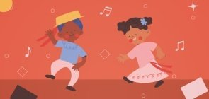 Atividade 2: Leve as danças da cultura brasileira para casa
