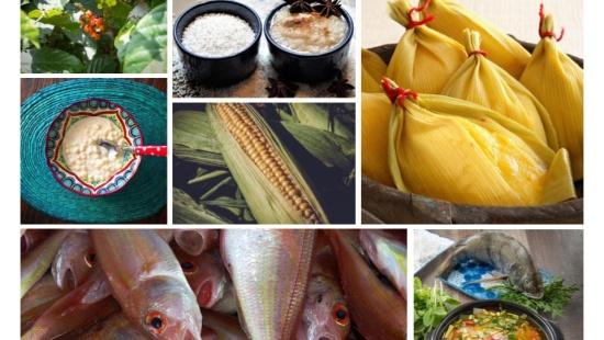 Alimentos e receitas de origem indígena