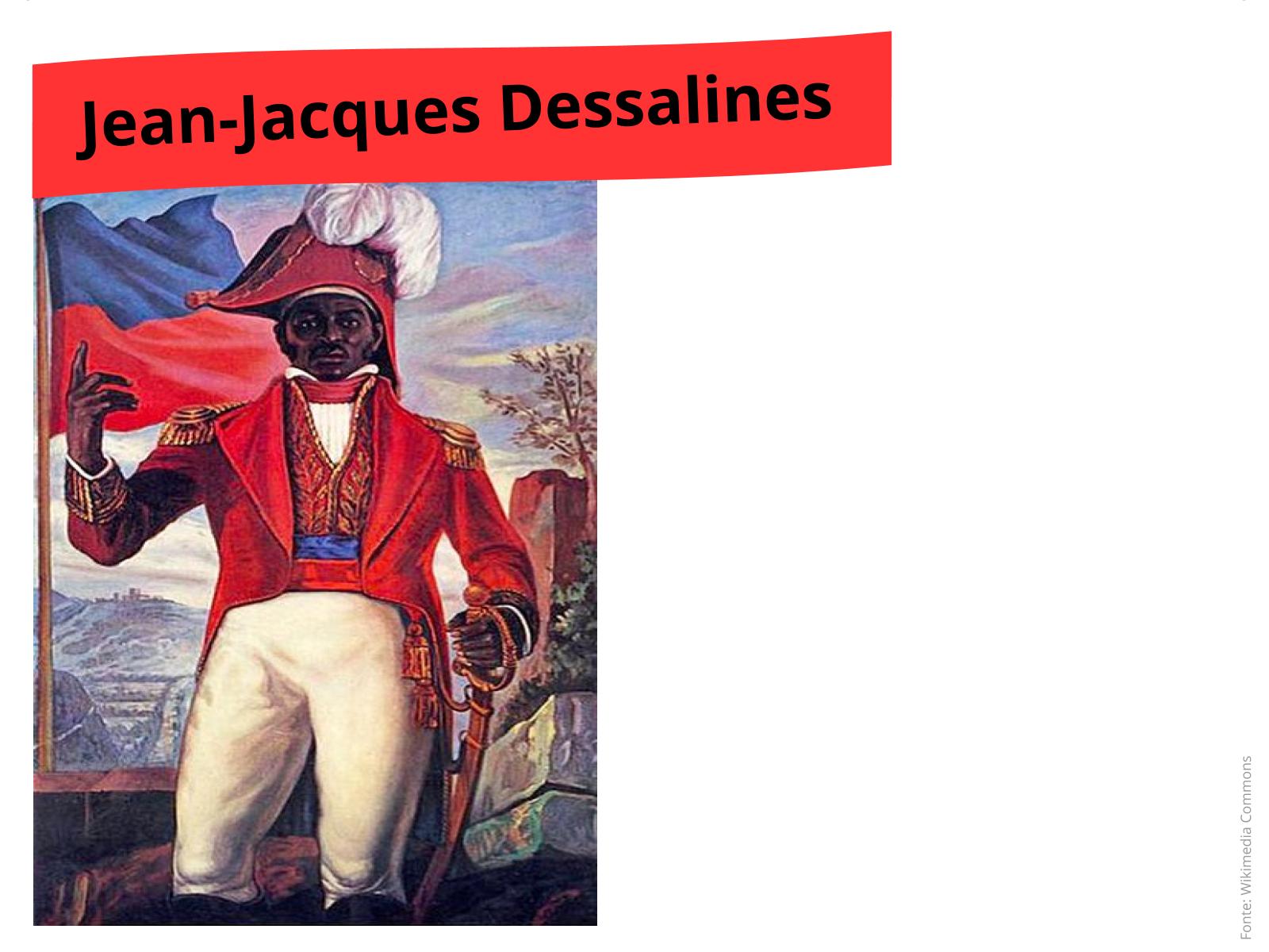 O protagonismo negro no processo de Independência do Haiti
