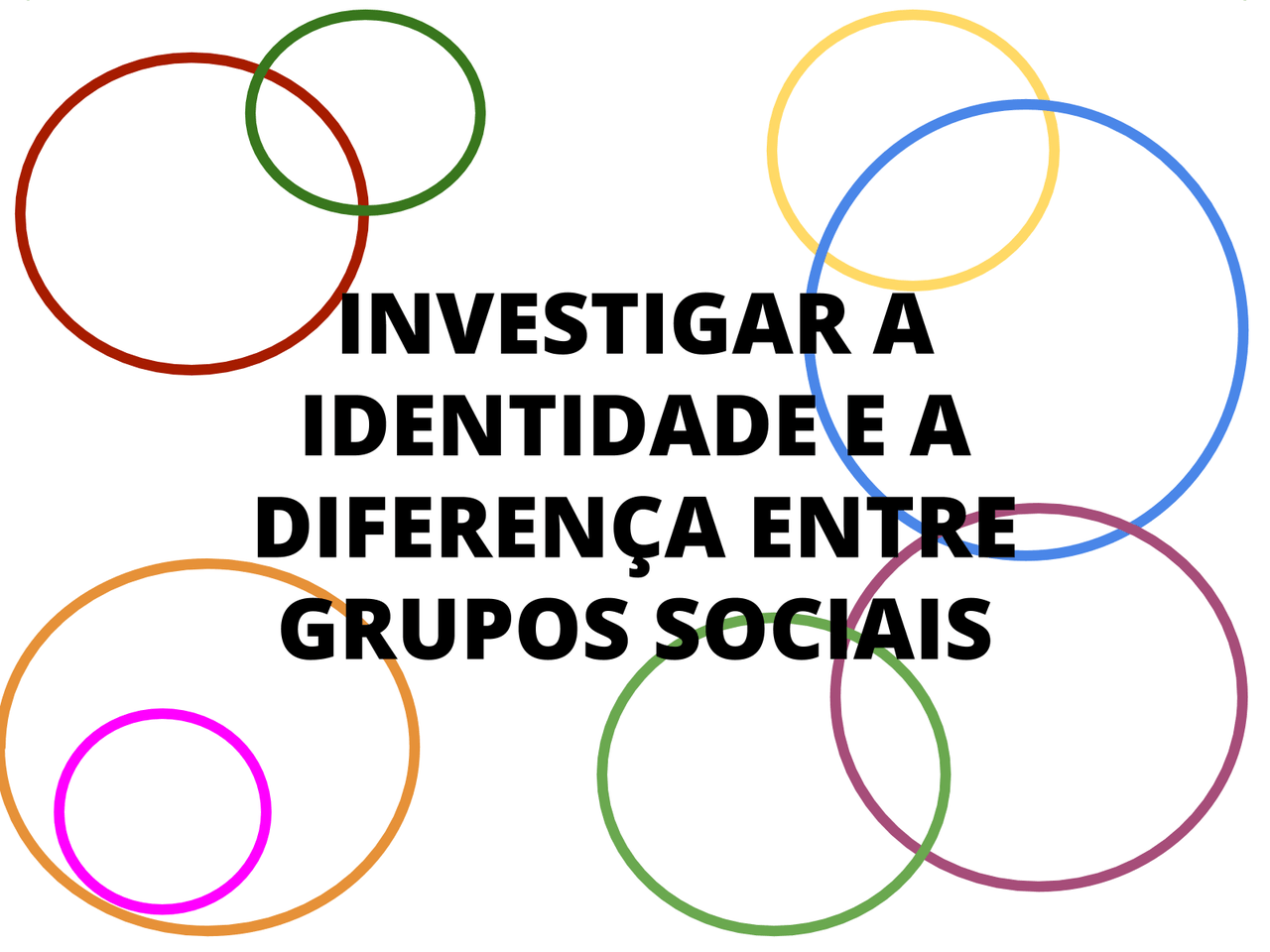 Espaços de sociabilidade, grupos sociais e interesses comuns