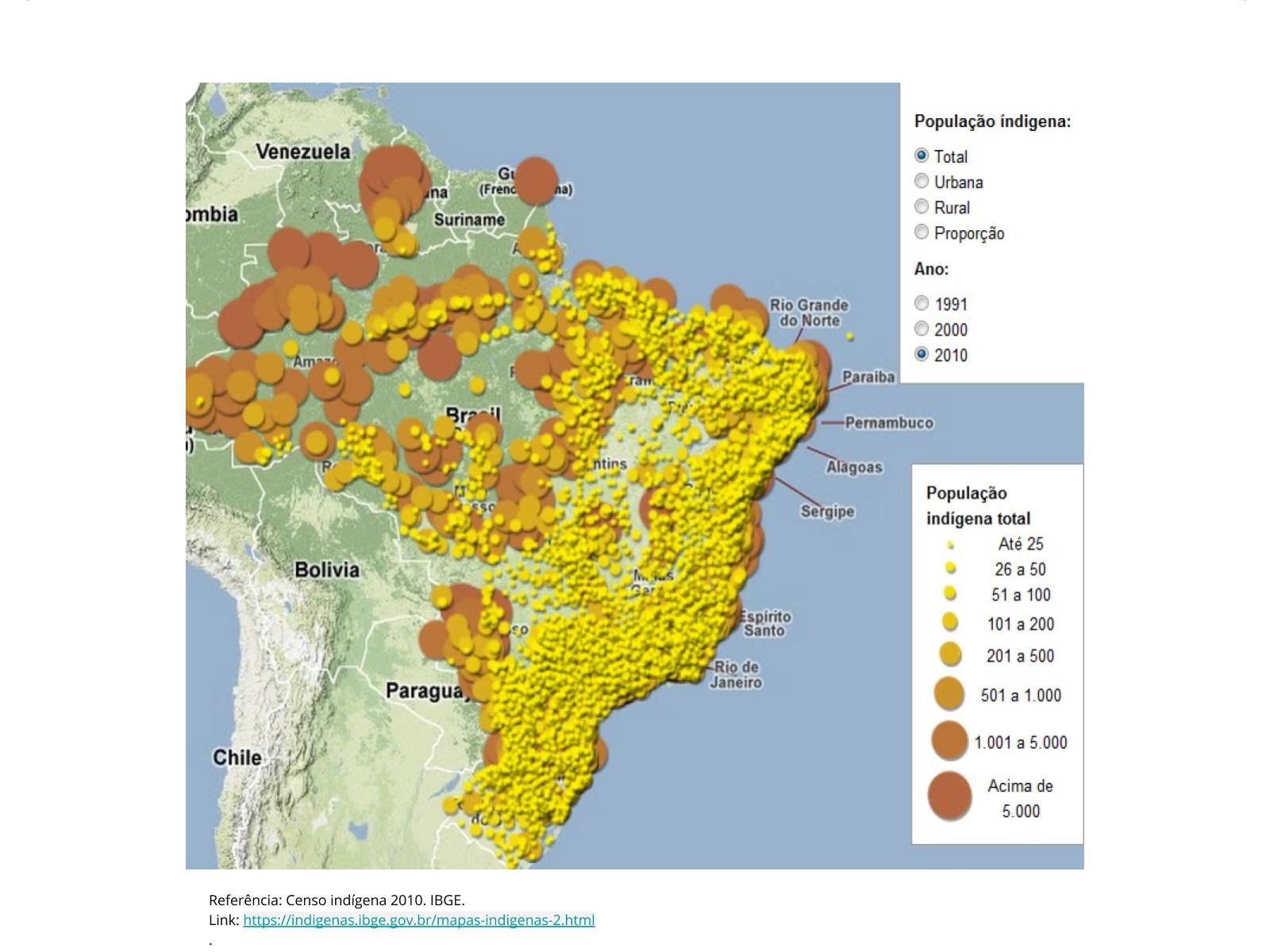 Os povos indígenas brasileiros: Ontem e Hoje