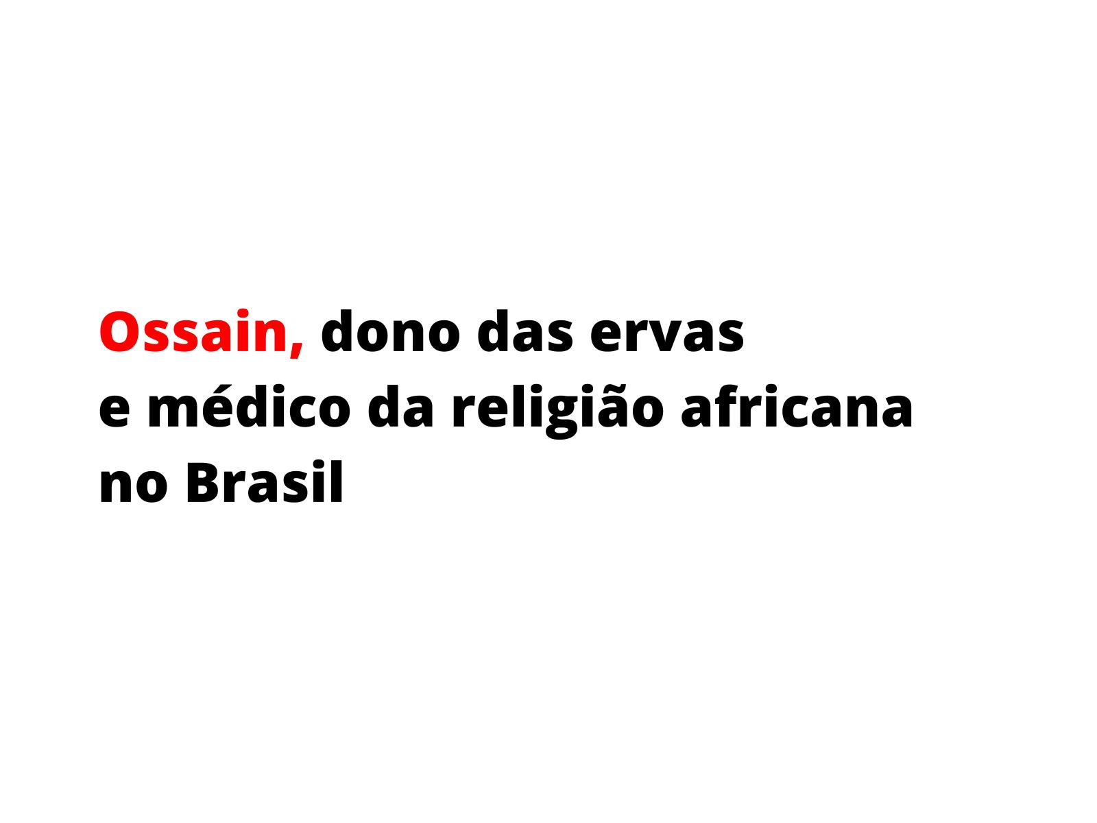 Atividade com o gênero conto popular afro-brasileiro