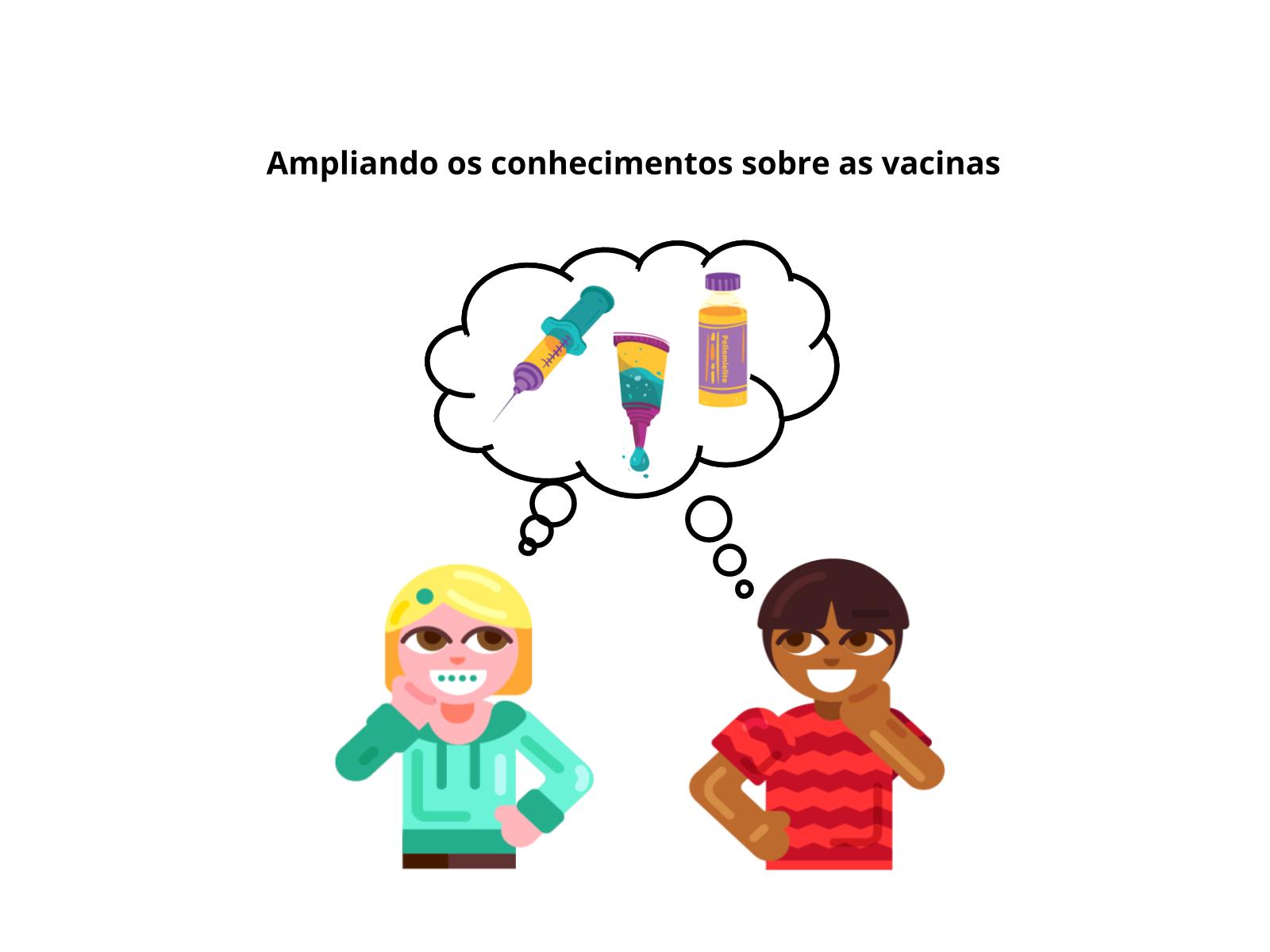 Vacinas: reforços à imunidade dos organismos