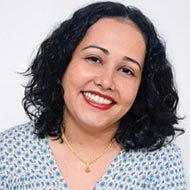 Silvia, estudante do 3º ano de Licenciatura em Artes/Teatro na Universidade Federal do Tocantins (UFT). arquivo pessoal