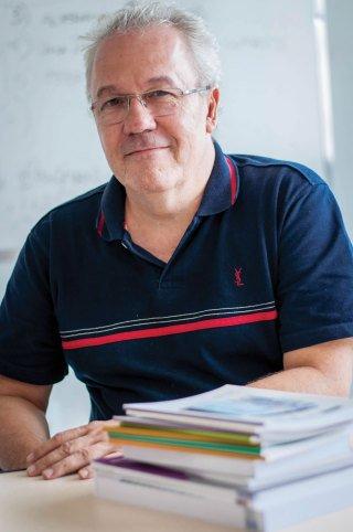 Manuel Palácios, novo secretário de Educação Básica do MEC. Foto: Stefânia Sangi/UFJF