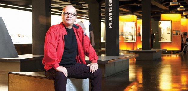 Marcelo Tas. Foto: Marcos Pinto/Revista Contigo