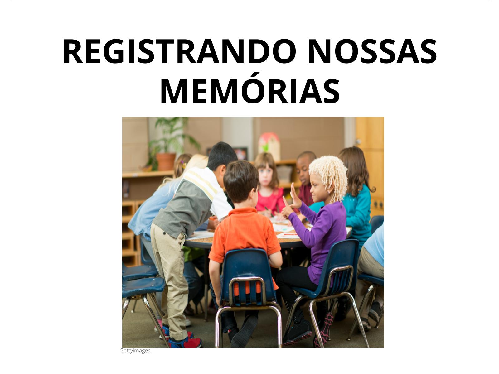 MEMÓRIAS DE ESTUDANTE