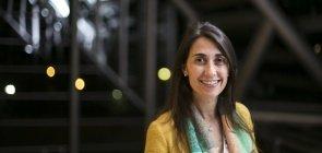 A pesquisadora Rocio Garcia-Carrion, que defende as comunidades de aprendizagem