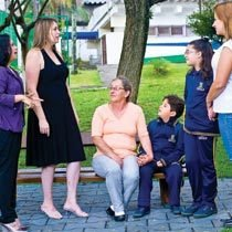 Função mobilizadora | Aproximar os pais da escola. Foto: Marina Piedade