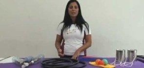 Materiais para as aulas de circo
