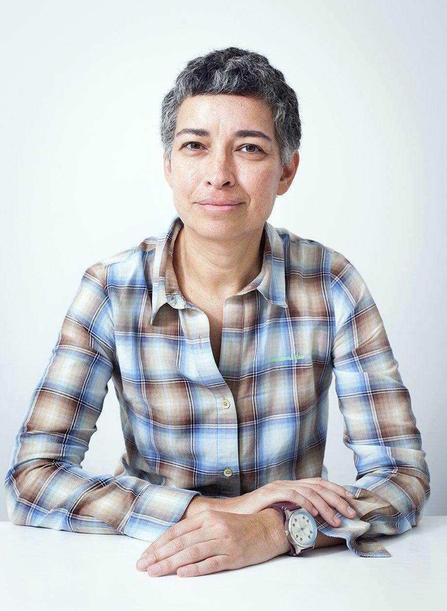 Vanessa Ferrari, editora da Cia. das Letras