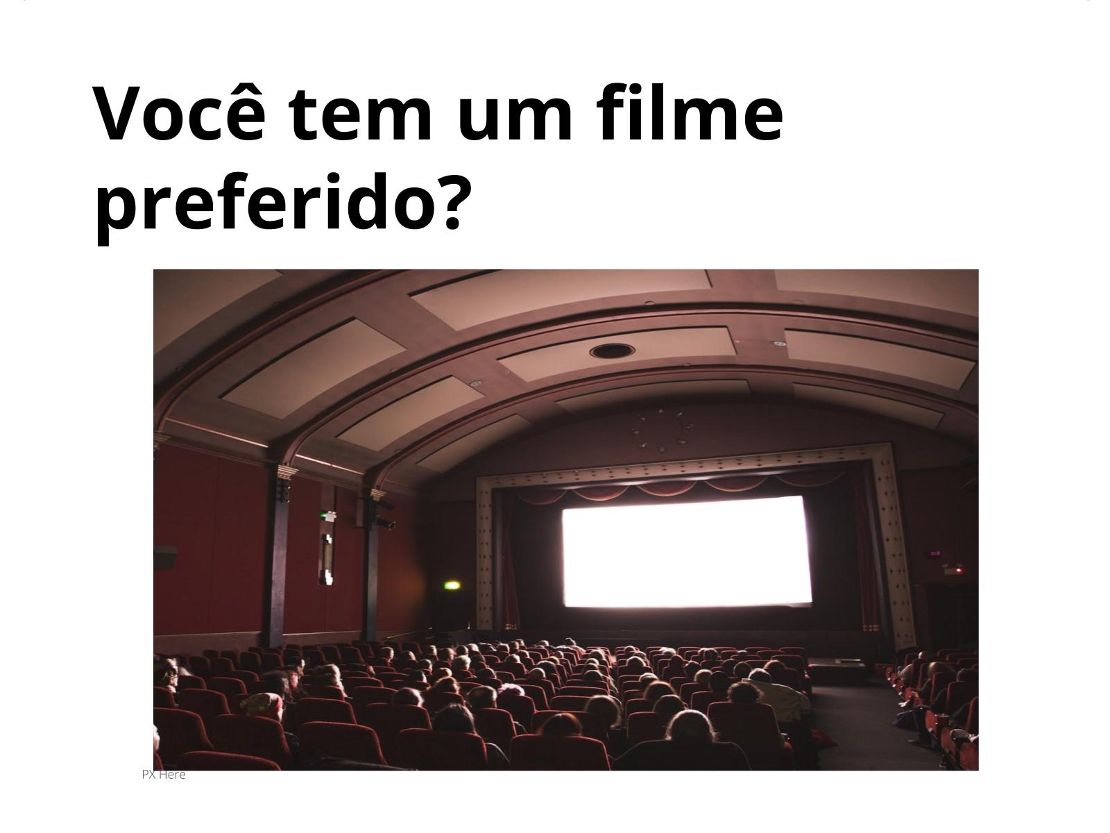 A diversão do Cinema