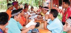 Formação de professores para Educação Indígena