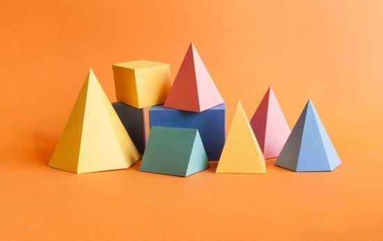 Formas geométricas ajudam a ensinar geometria