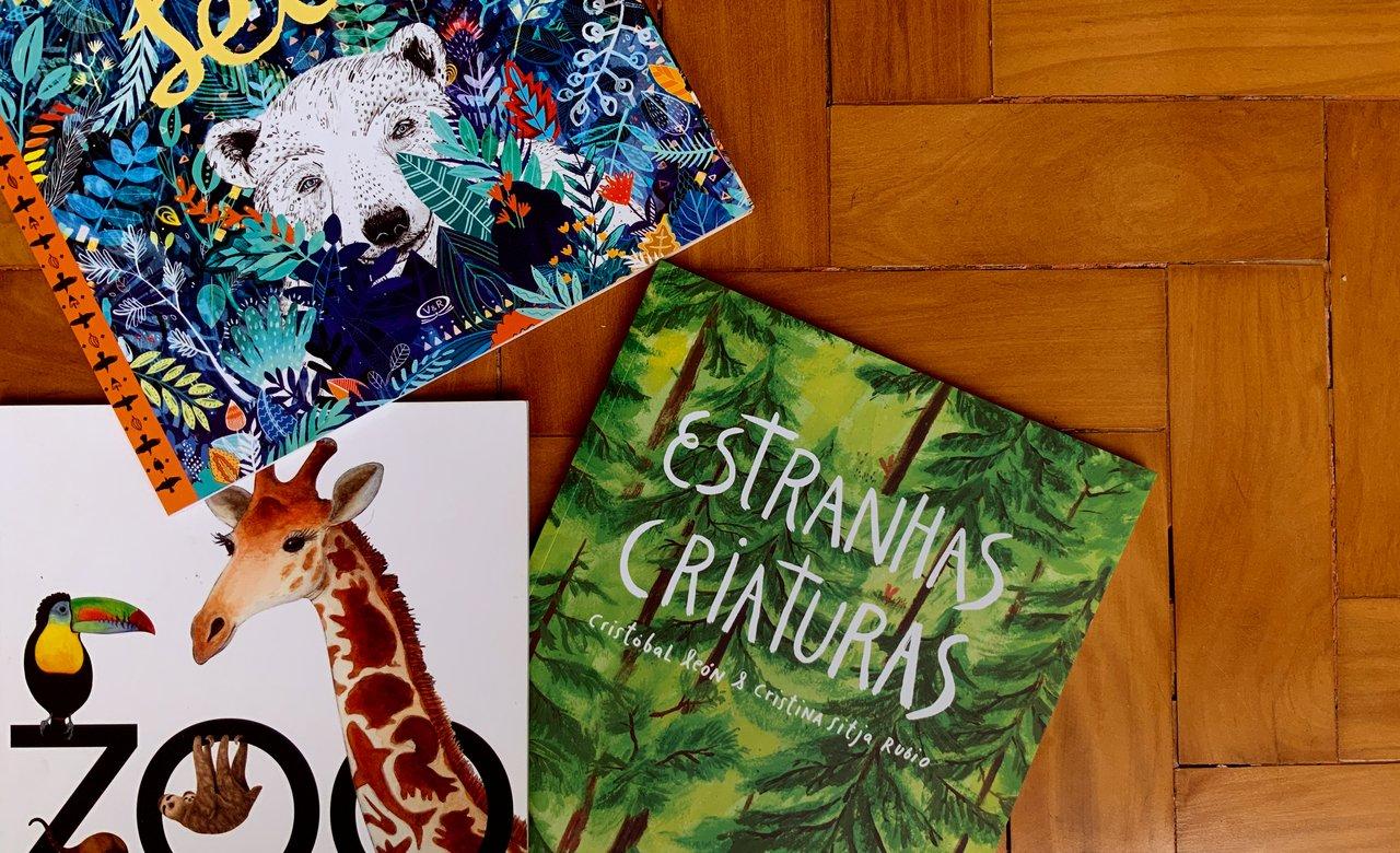 capas de livros sobre meio ambiente