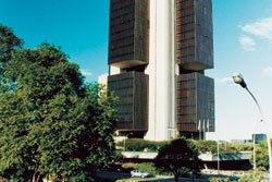 Banco Central do Brasil, Museu de Valores - Brasília - DF. Foto: Divulgação