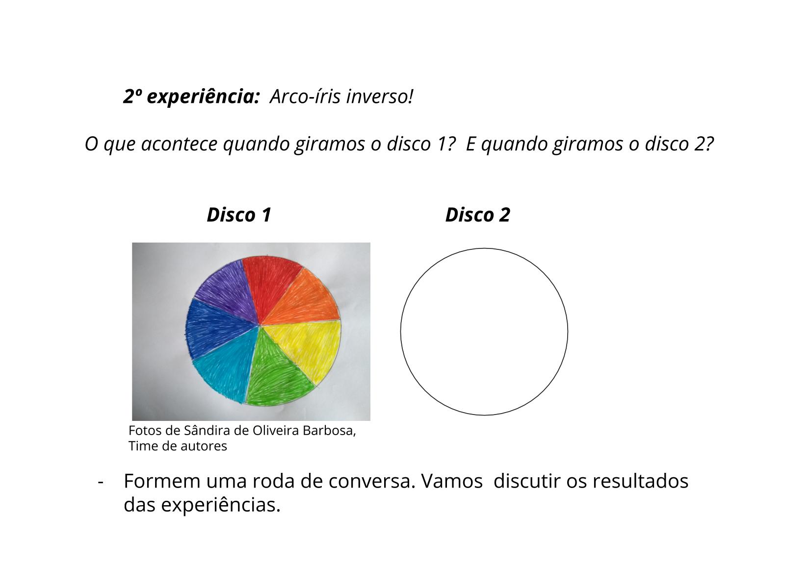 De onde vêm as cores que vemos?