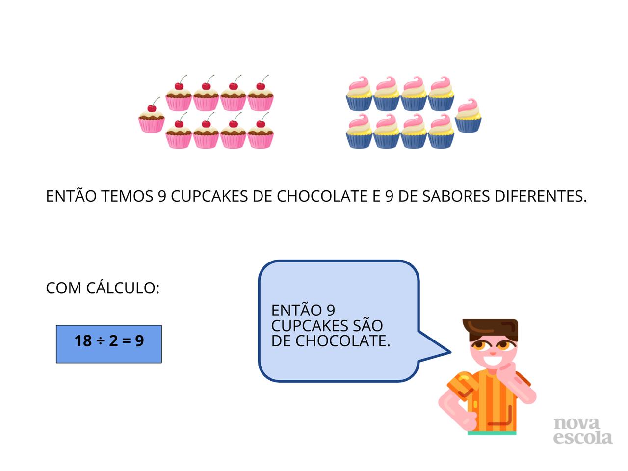 Plano De Aula 2º Ano Matemática O Que é Metade