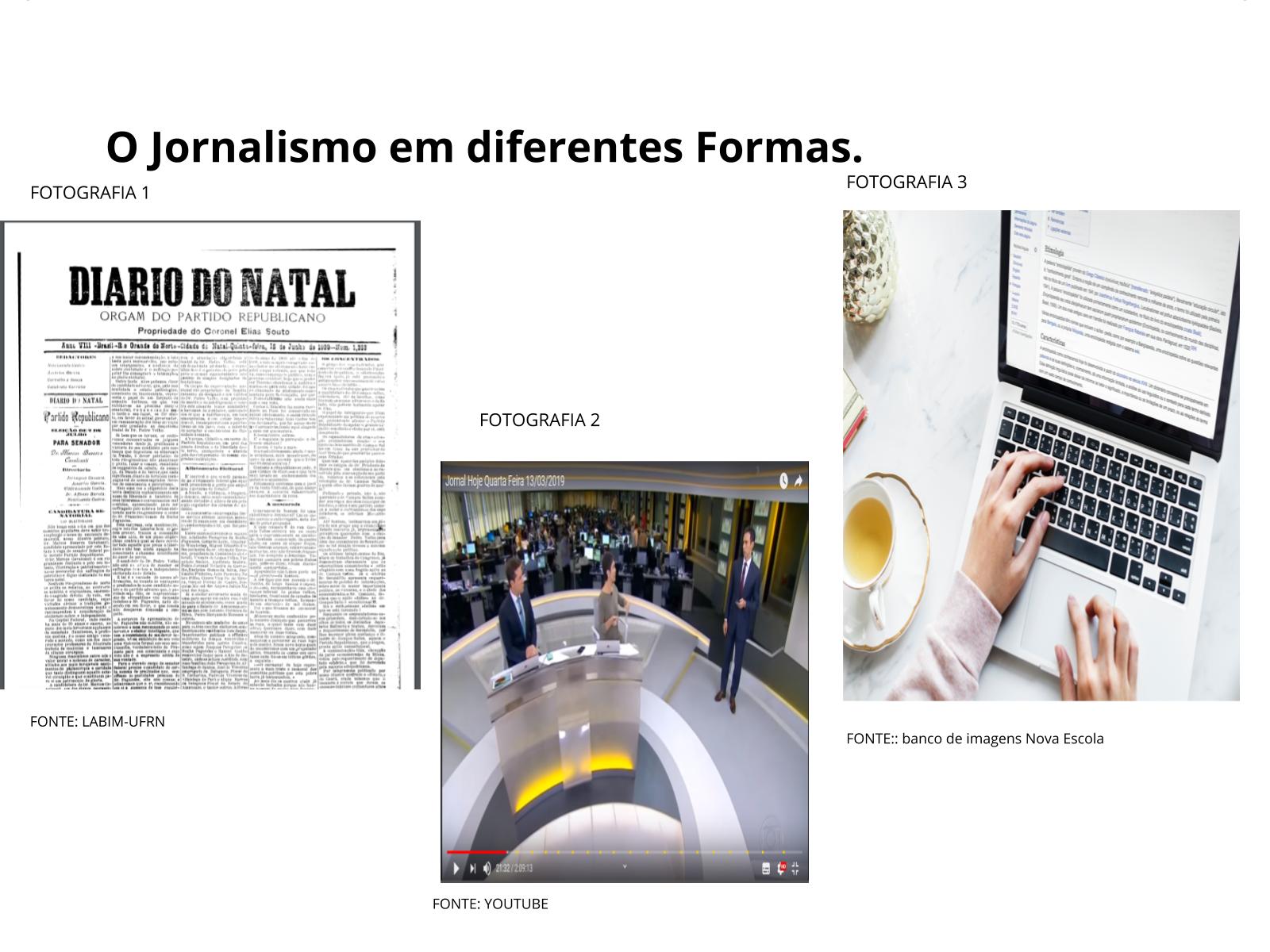 O Jornalismo