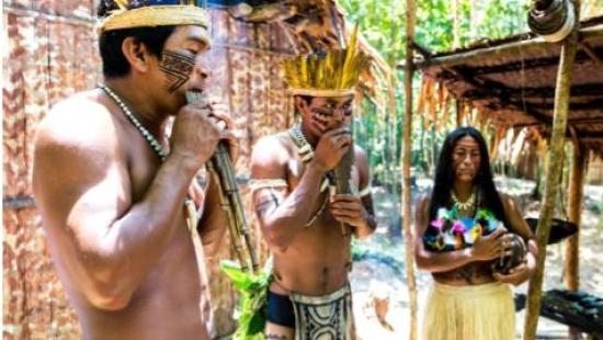 A demarcação das terras indígenas